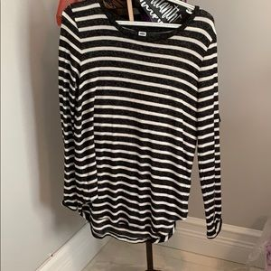 Old Navy Brand striped soft long sleeve